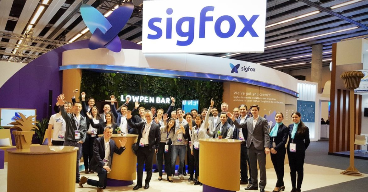Join The First Sigfox IoT Ecosystem Event. #SigfoxWorldExpo Register here ➡️