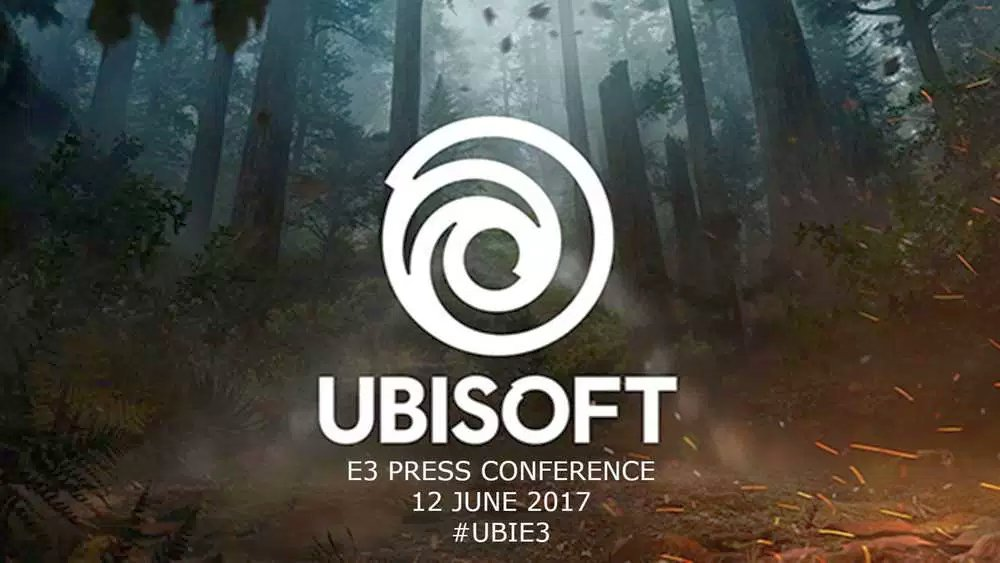 Watch Ubisoft E3 2017 Press Conference Live