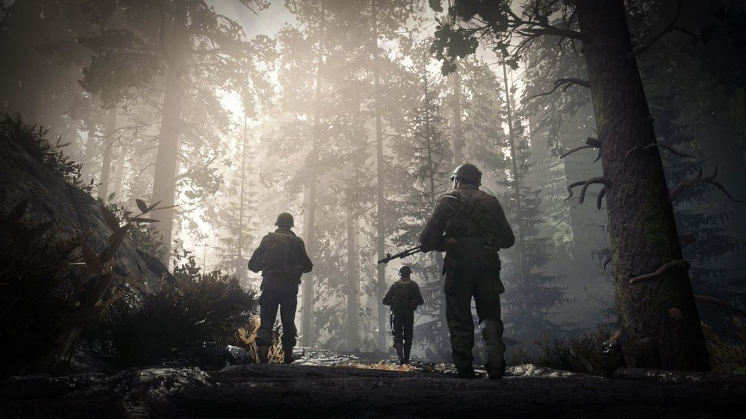 E3 2017: Call of Duty WWII Multiplayer Reveal Trailer