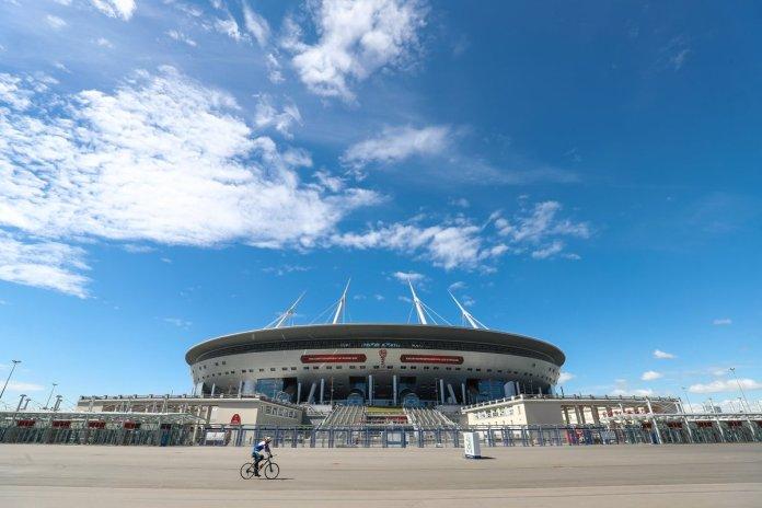 Estadios de Rusia 2018