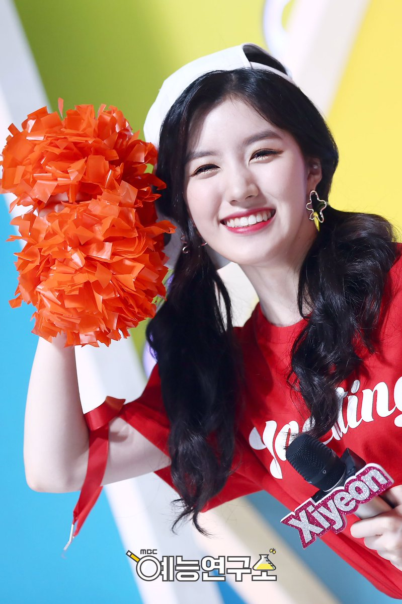 Image result for xiyeon we like site:twitter.com