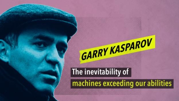 Garry Kasparov: Why the world should embrace AI  #ai