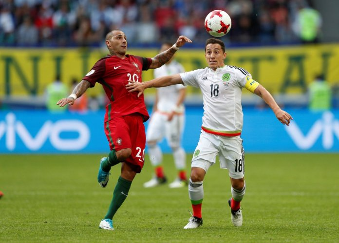 Resumen de México vs Portugal 2017