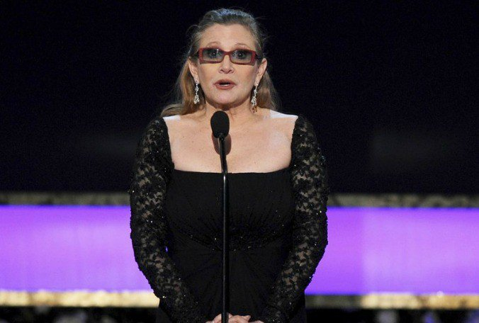 Cocaine, other drugs found in Carrie Fisher's system at time of death