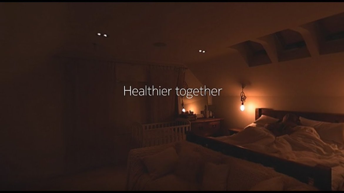 ".@NokiaVR unveil ""Healthier Together"" #VR experience:"
