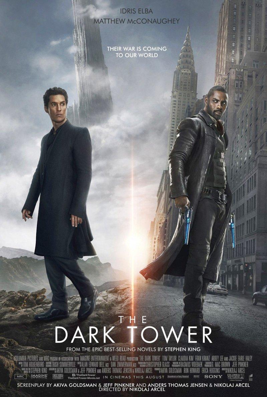 The Dark Tower International Posters
