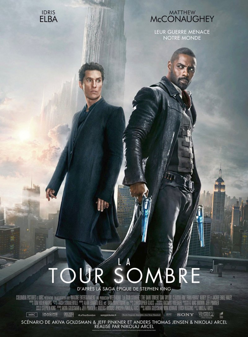 The Dark Tower International Poster