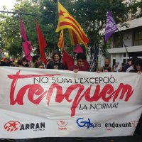 #Valldigna #Orgull'17 @VLCrida 🏳️🌈 ♀ ✊   #València #TrenquemLaNorma👊