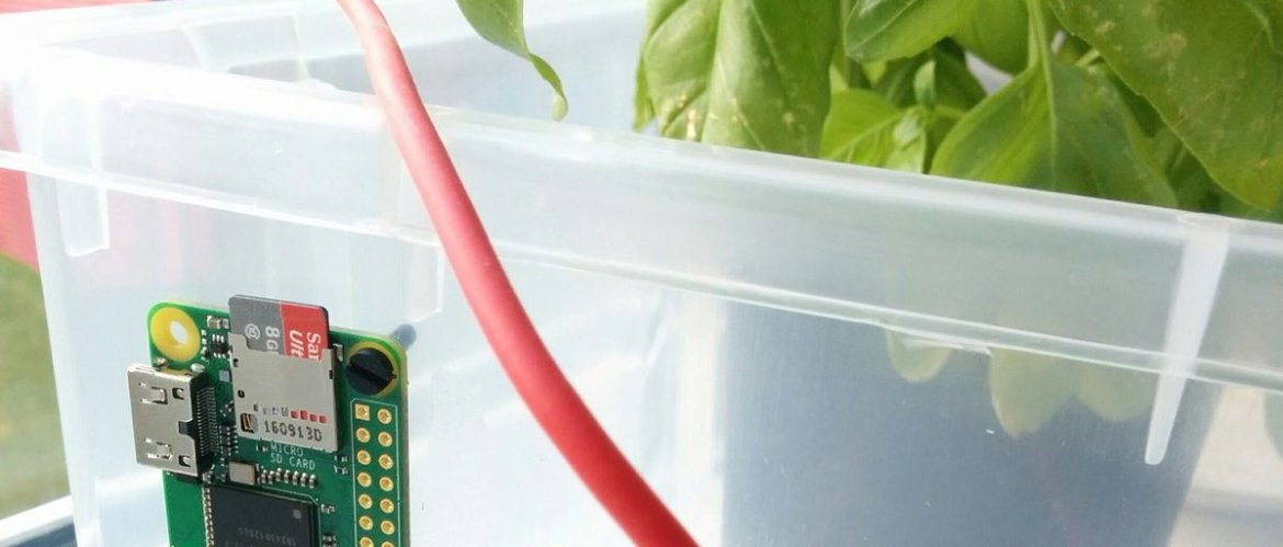Build an IoT Grow-box on a budget for the holidays with your @Raspberry_Pi and Python.