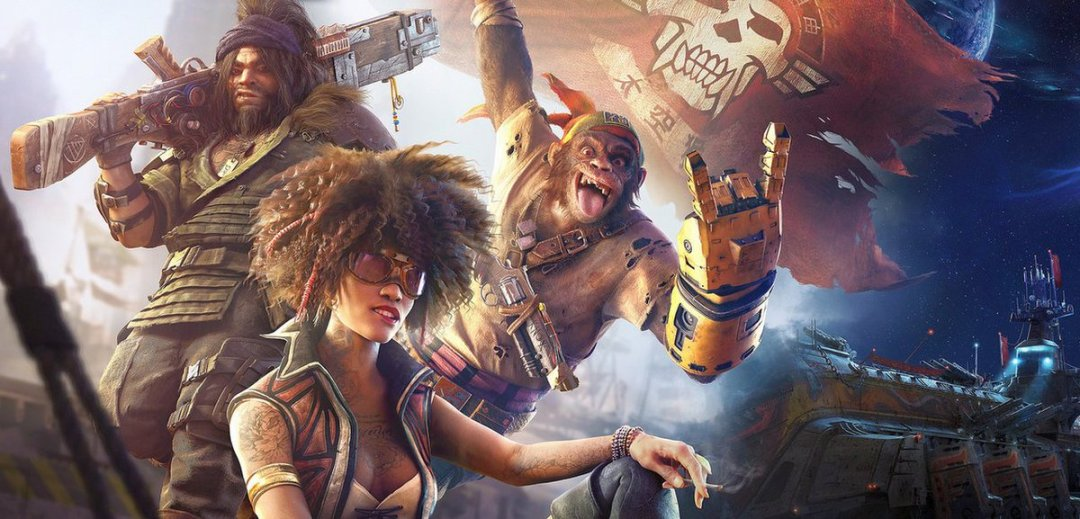 E3 2017: Beyond Good and Evil 2 First In-Engine Demo