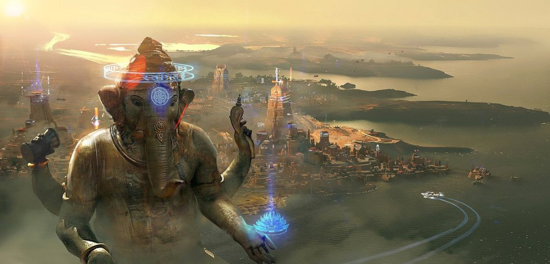 E3 2017: Beyond Good and Evil 2 First In-Engine Demo 5