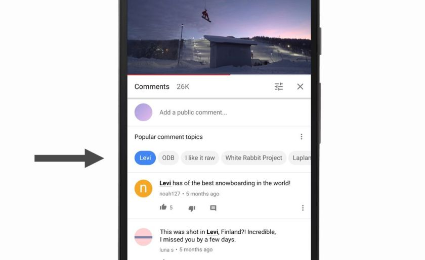 YouTube Adds Machine Learning To Comments #machinelearning #ML #datascience #youtube