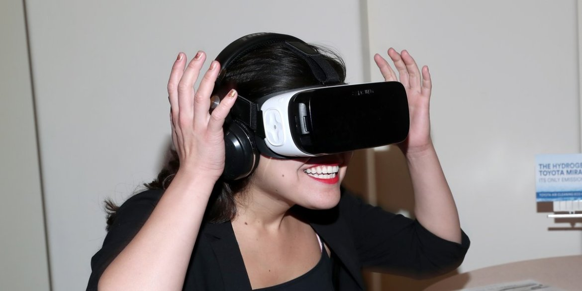 This Startup Wants to Be the Kickstarter for Virtual Reality  #vr #VirtualReality