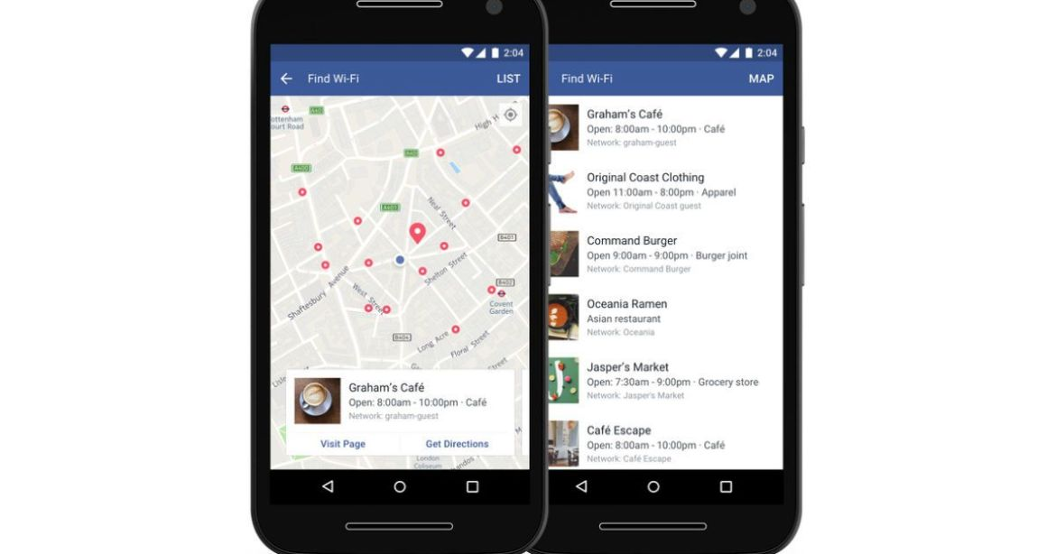 Facebook's WiFi Locator Is Available To Users Worldwide #techradio