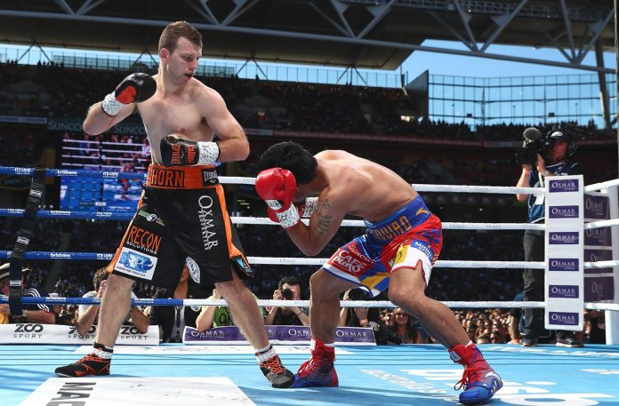 Repetición: Pacquiao vs Horn