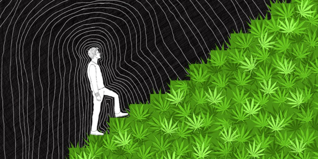 Why the Addiction Recovery Community Should Accept Medical Marijuana  (from @RollingStone)