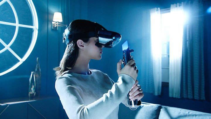 New Star Wars #AR Headset Will Bring Holochess and Huge Battles to Life