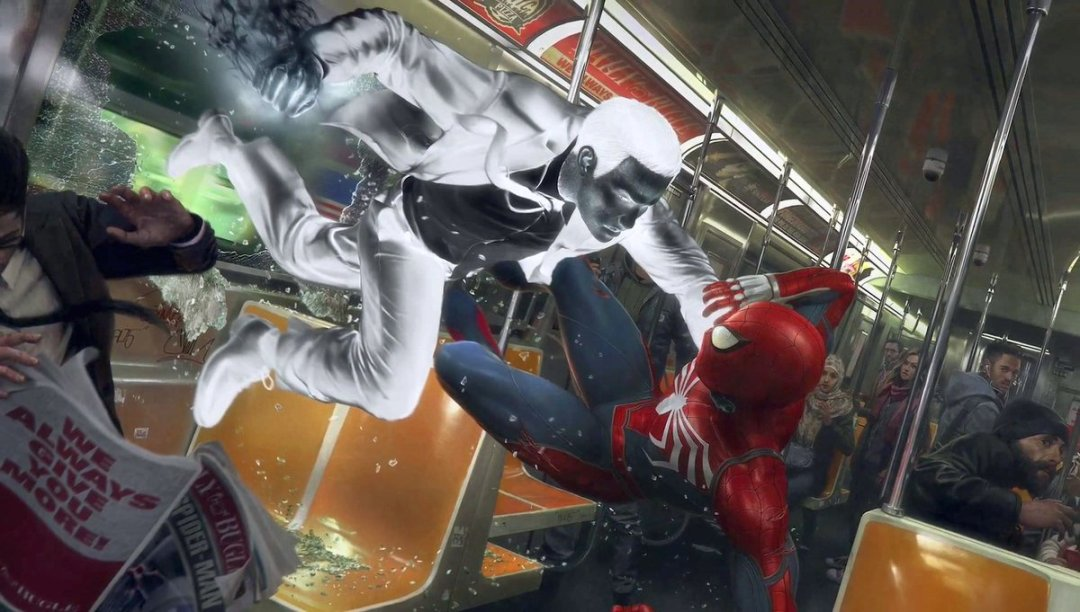 Spider-Man PS4 Inside Look Developer Diary