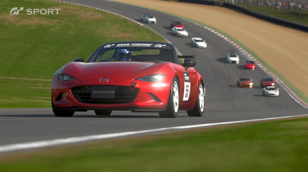 Gran Turismo Sport Release