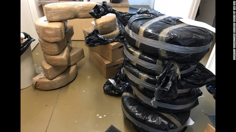 """We told you so."" 1 Million Worth of Pot Found In New Ford Fusions."