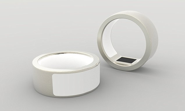 $250 smart RING can be used to make #payments or even unlock your house  #IoT #Wearables