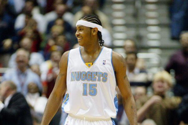 """Stay Me7o on Twitter: """"Carmelo Anthony rookie year 2003-2004 ..."""