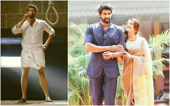 #NeneRajuNeneMantri: @RanaDaggubati's film gets Augmented Reality motion posters