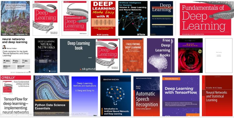 Free #DeepLearning Textbook #abdsc