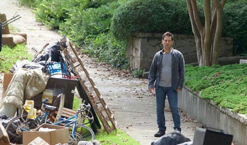 Avengers: Infinity War Set Photos Featuring Paul Rudd, Benedict Cumberbatch & More 3