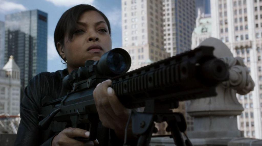 Proud Mary Trailer Featuring Taraji P. Henson 5
