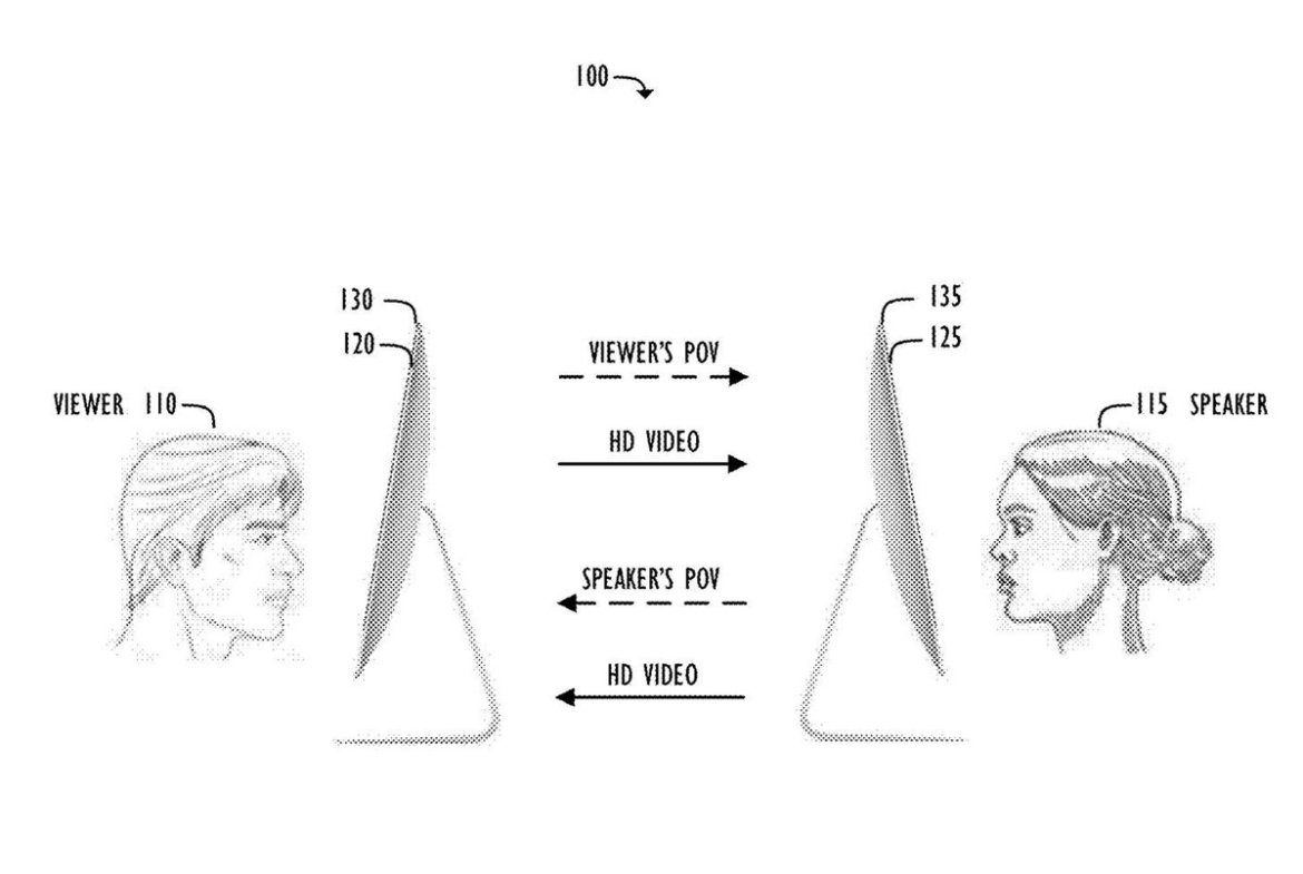 Apple Patents Light Field Cameras That Could Add AR to FaceTime  #Apple #lightfields #patent