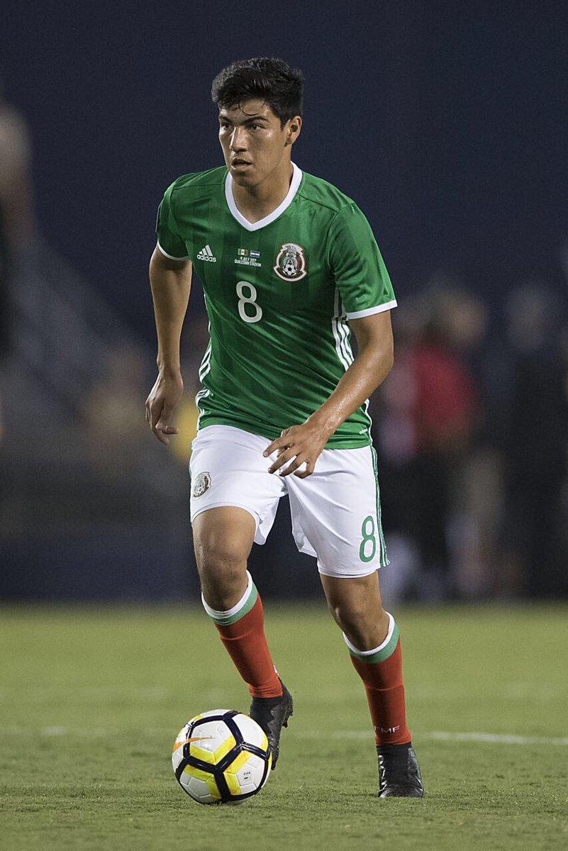Image result for erick gutierrez seleccion mexicana