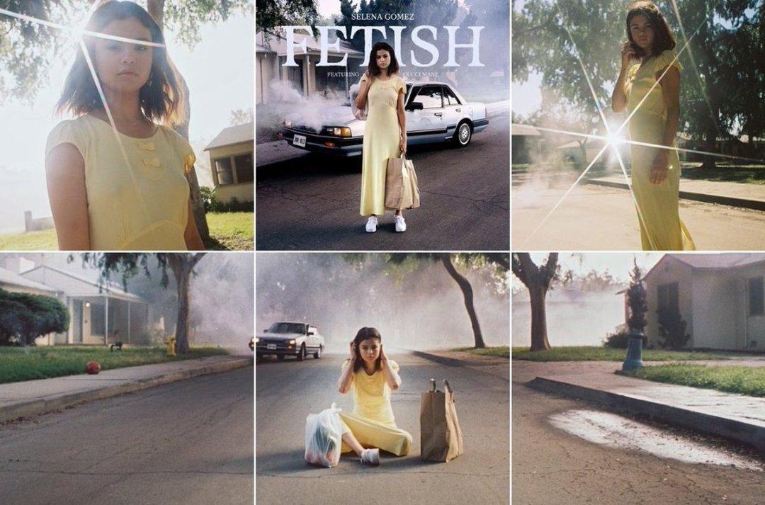 Selena Gomez – Fetish Lyrics ft. Gucci Mane