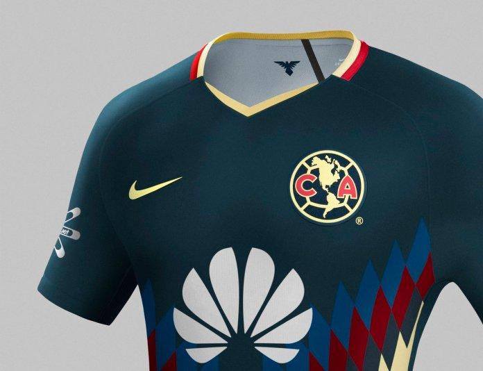 jersey del América 2017