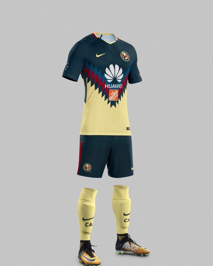 Playera del América 2017-2018