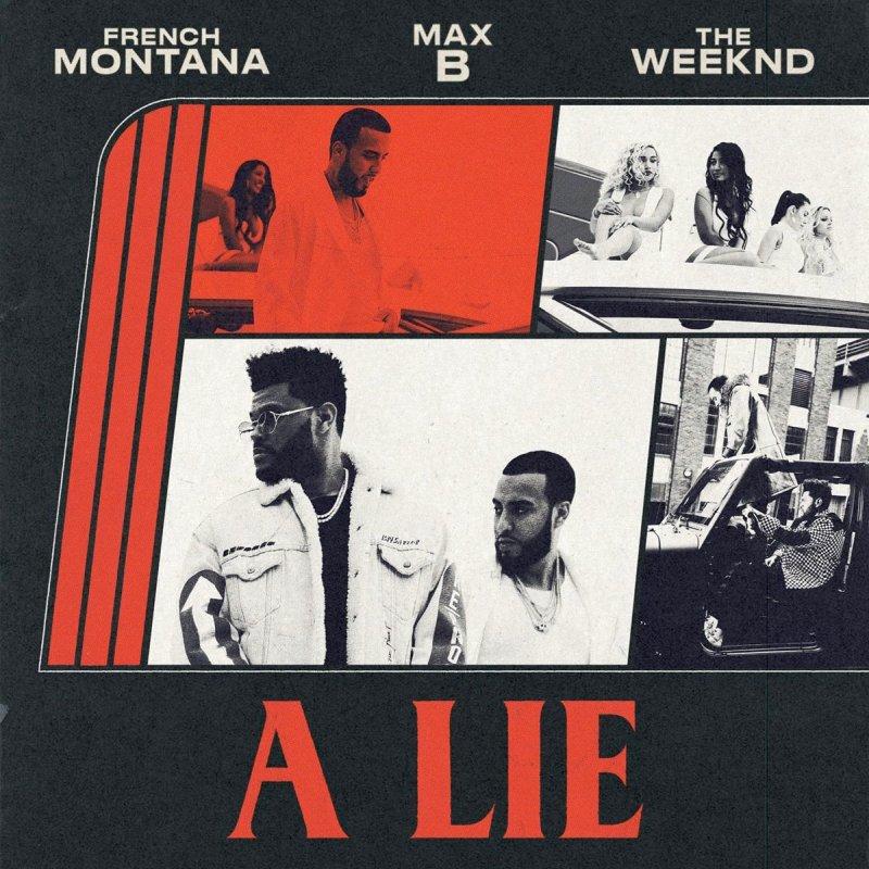 The Weeknd A Lie Lyrics