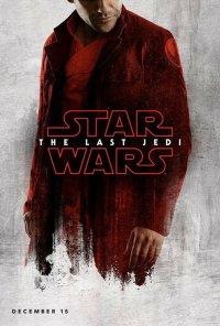 Nieuwe karakterposters van Star Wars VIII: The Last Jedi met Poe