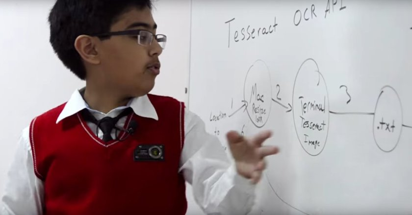 Meet the 13-year-old prodigy taking IBM and #AI by storm:  #developers #kidswhocode #tech