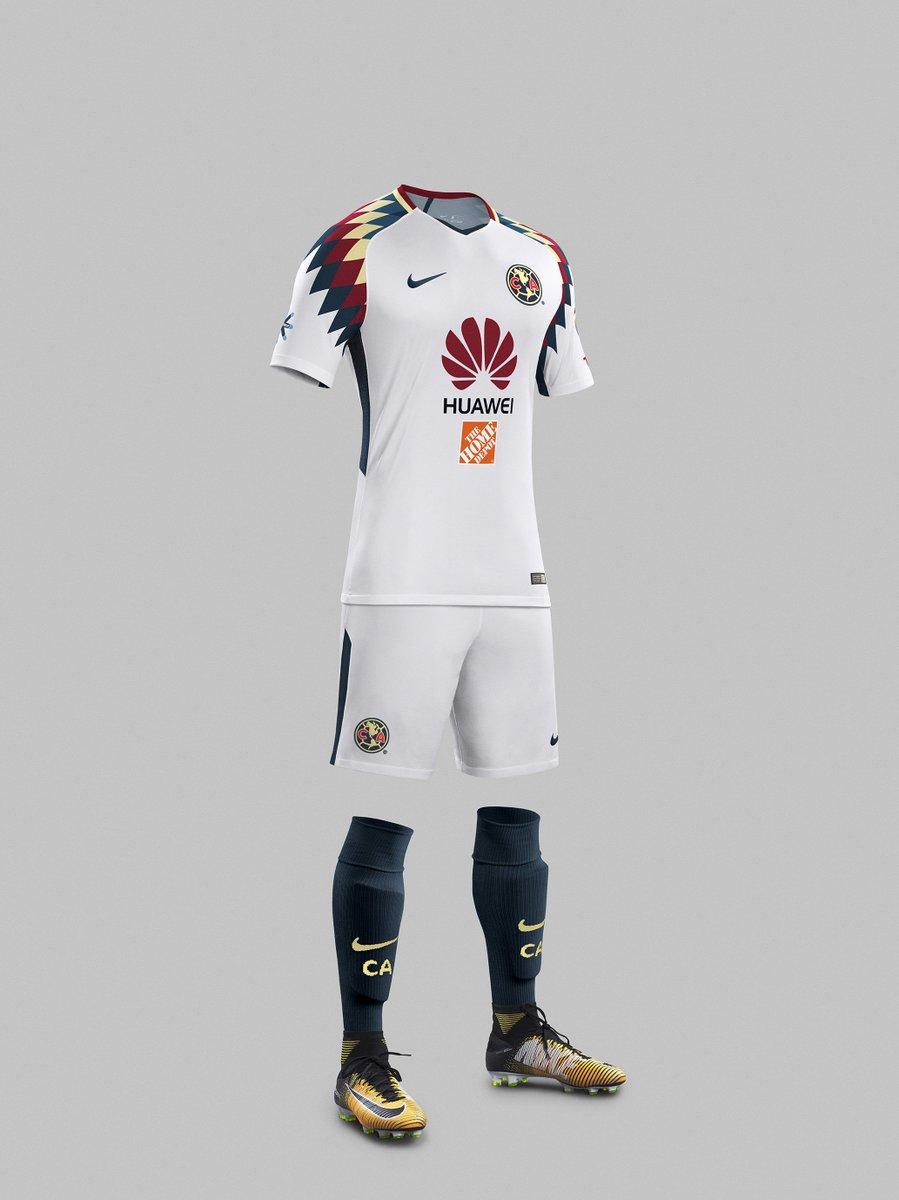 Esta es la nueva playera del am rica para el 2017 versi n for Cuarto uniforme del america 2018