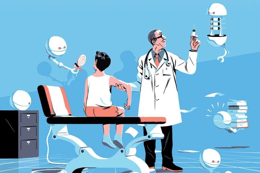 Artificial Intelligence ushers in the era of superhuman doctors #AI