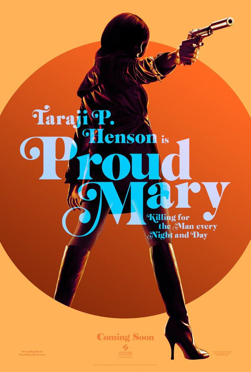 Proud Mary Trailer Featuring Taraji P. Henson 6