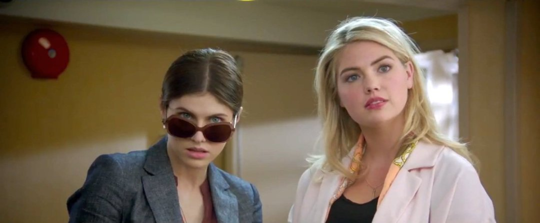 The Layover Trailer Featuring Alexandra Daddario & Kate Upton