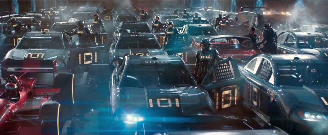 Ready Player One Teaser Trailer Unveiled