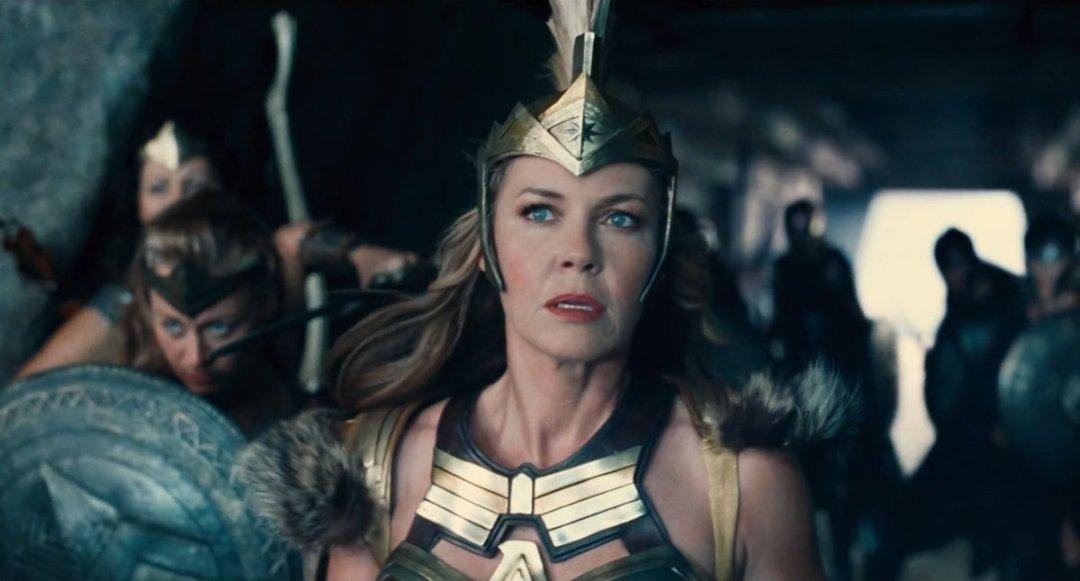 Connie Nielsen as Queen Hippolyta