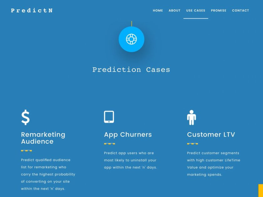 PredictN: Power your digital business actions using predictive machine learning