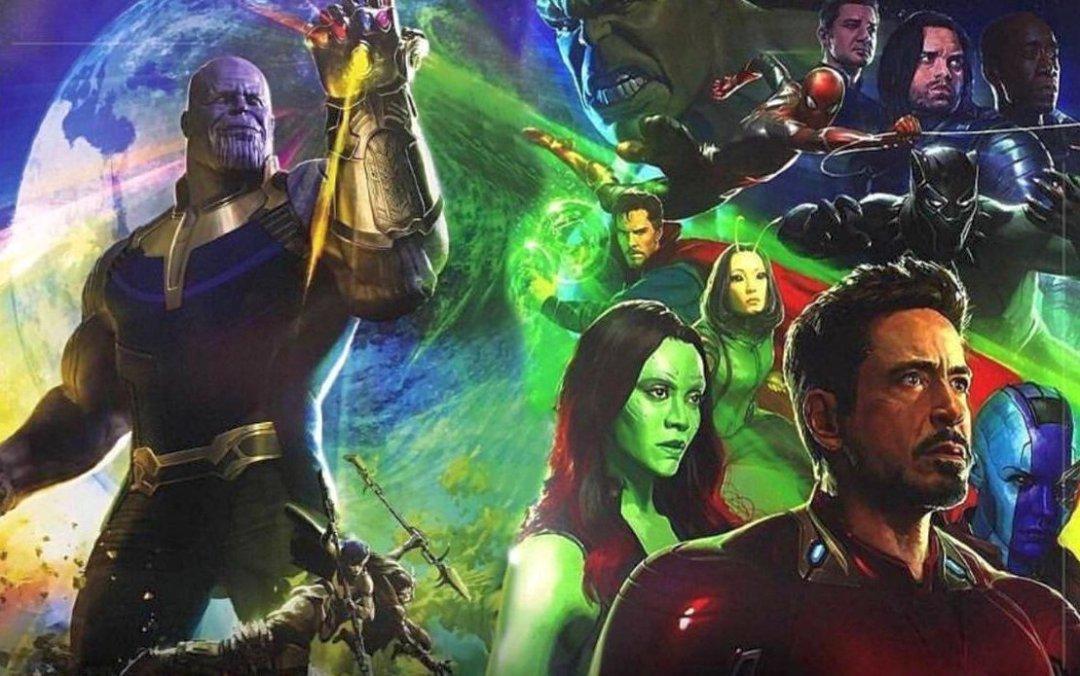 Avengers: Infinity War Comic Con Trailer