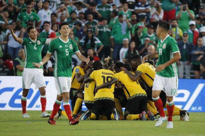 Repeticion Mexico vs Jamaica Copa Oro 2017 semifinales