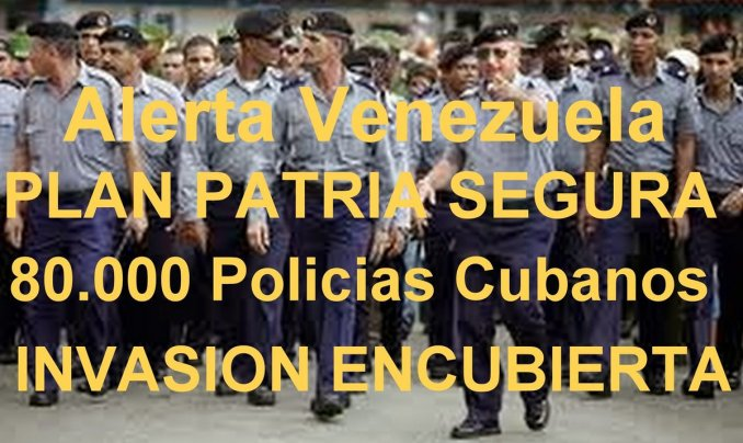 Resultado de imagen para cuba invade venezuela