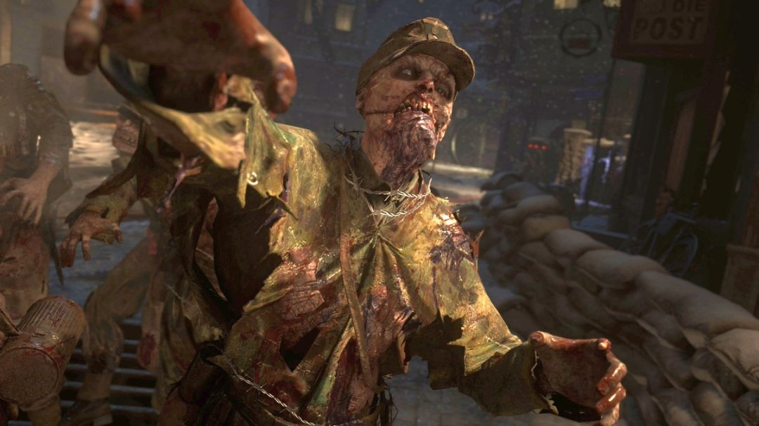 Call of Duty: WWII Nazi Zombies Mode Unveiled 6