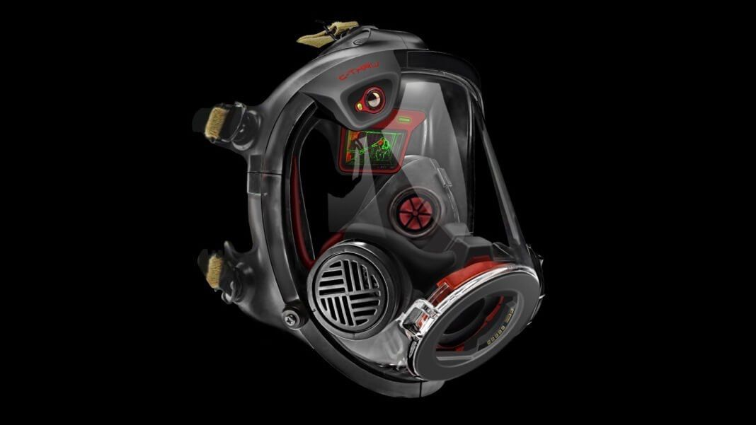 This #AugmentedReality Helmet Helps Firefighters See Through Smoke to Save Lives  #AR
